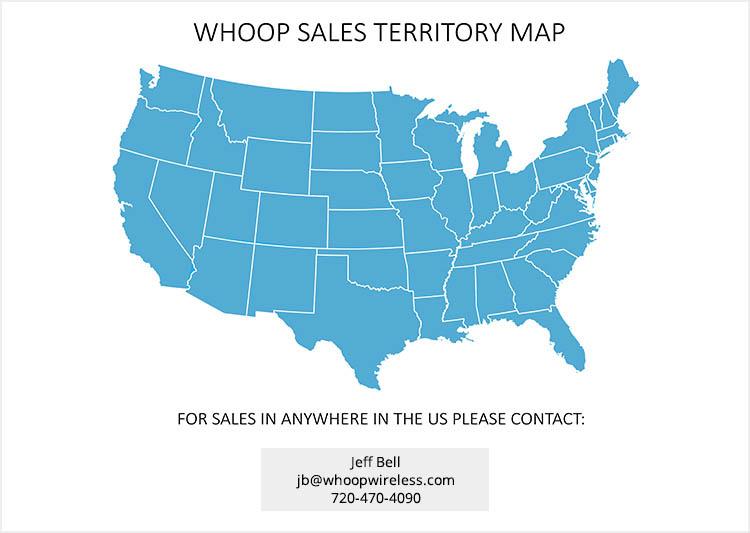 whoop wireless map territories 2019